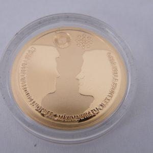 Gouden tientje gouden € 10 tien euro 2002