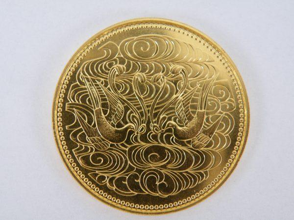 100.000 Yen Japan gouden munt