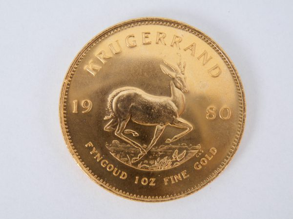 Krugerrand 1980