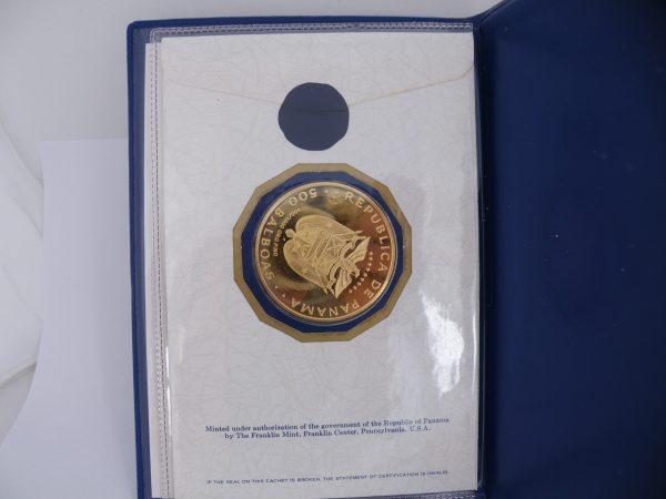 500 balboa gouden munt 1978