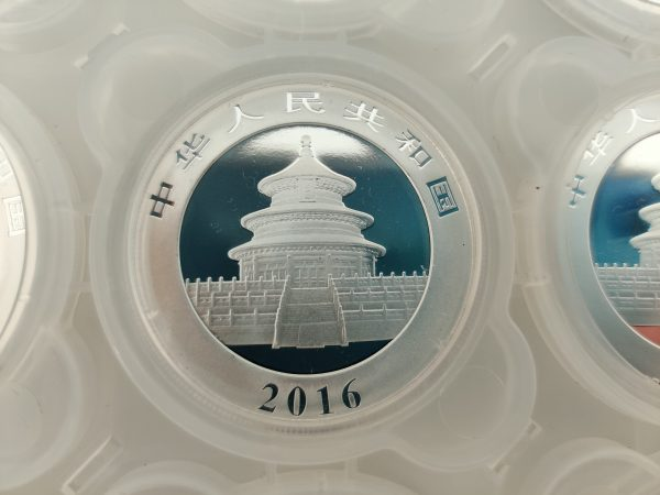 Zilveren Panda China 2016